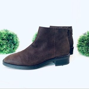 Limited time offer ✅  BROWNS LEATHER  ANKLE BOOTS